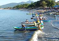 Evento re�ne canoeiros de todo o litoral Norte