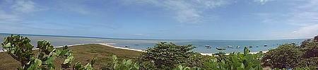 Corumbau - Panoramica