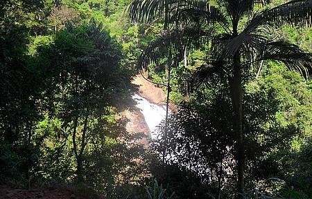 Cachoeira Véu de Noiva - Lindíssima