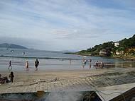 Lado Sul da Praia