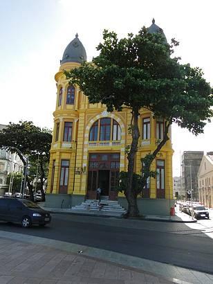 Pr�dio da Antiga Bolsa de Valores do Recife