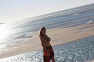 Dunas, lagoa e praia Maravilhosas
