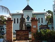 Igreja central.