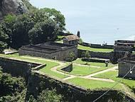 Ruinas do Forte São Luiz