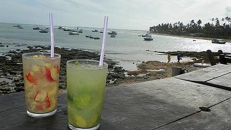 Bar do Souza - Delícias e bela paisagem