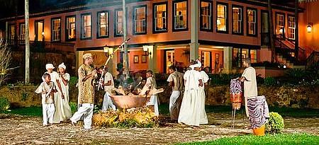 Páscoa tem gosto especial no Vale do Café (RJ) - Visita pode incluir shows de dança afro