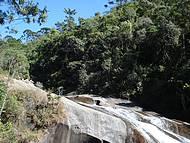Manhã na cachoeira do escorrega, Maromba - RJ