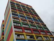 Galeria Pajé, um colorido a mais no cinza de São Paulo !