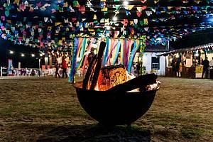 Festas juninas no Vale do Café (RJ)
