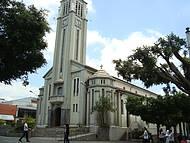 Igreja da Matriz, Padroeiro Dá Nome à Cidade