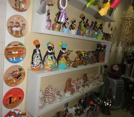 Feirinha de Artesanato de Tambaú - Souvenirs e Mais Souvenirs
