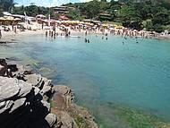 Dia Maravilhoso na Praia da Ferradurinha