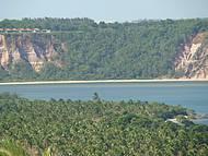 Falésias de Barra de São Miguél