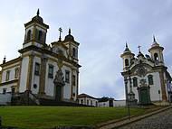 Igrejas de São Francisco de Assis e Nossa Senhora do Carmo