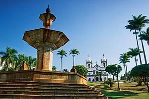 Páscoa tem gosto especial no Vale do Café (RJ): Espaço reúne Chafariz Monumental  e Matriz de Nossa da Conceição -