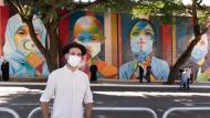 São Paulo ganha Memorial da Fé, do artista Kobra