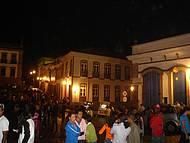 Cidade histórica de Ouro Preto - MG