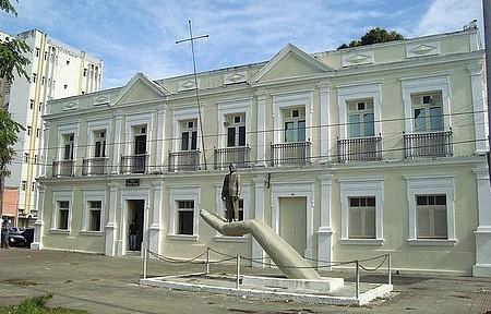 Memorial Câmara Cascudo - Fachada