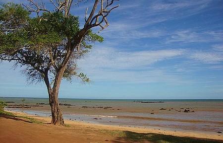 Praias mansas - Paisagens lindas no fim da tarde