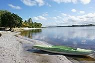 Lagoa do Cassange completa  a paisagem