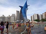 Estatua do Marlin