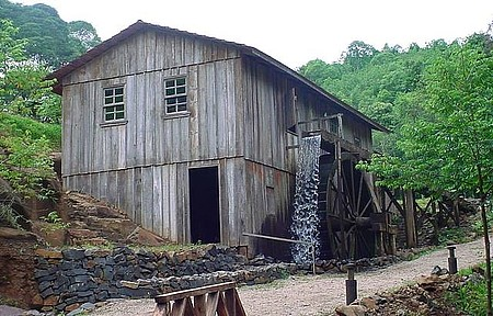 Parque Histórico Iguassú - Moinho