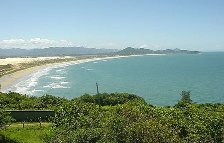 Praia do Rosa - Rosa Norte