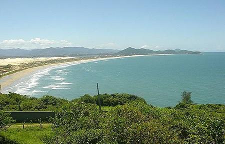 Praia do Rosa - Rosa Norte