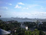 Vista da cidade de Recife. Lugar lindo!