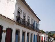Construidro no século XIX,uma arquitetura simples e muito elegante