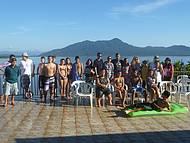 Projeto Memória no Hotel Guarakessaba - 3º Andar - Piscina