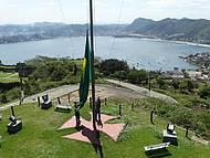 Hasteamento da bandeira Brasileira
