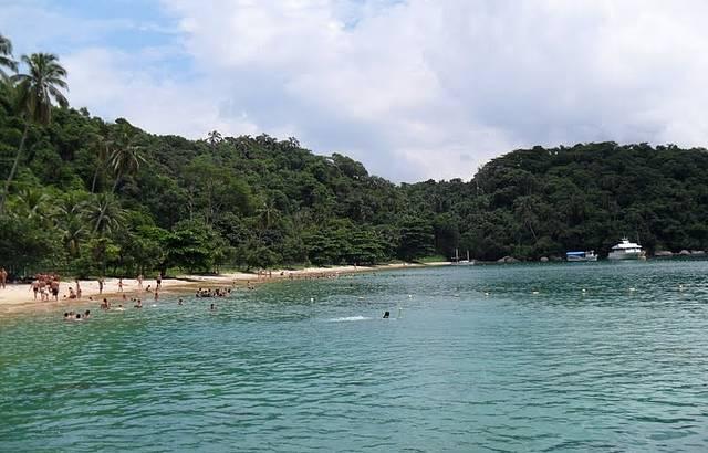 Passeio na Lagoa Azul