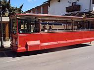 Trolleybus. City-tour