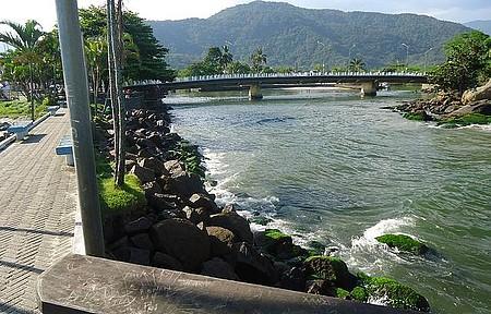 Ponto dos Pescadores - Ponte Travessia para o Centro