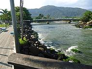 Ponte Travessia para o Centro