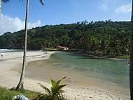 Praia de Jeribucaçu