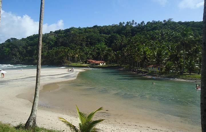 Praia de Jeribuca�u