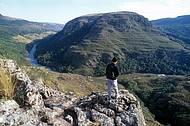Parque abriga belos cânions, cachoeiras e paisagens