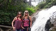 Turistas de RS em passeio pelas montanhas Capixabas