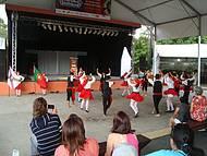 Expo São Roque, Danças Típicas