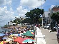 Calçadão do Porto da Barra