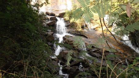 Cachoeira da Limeira - Região do Cocais