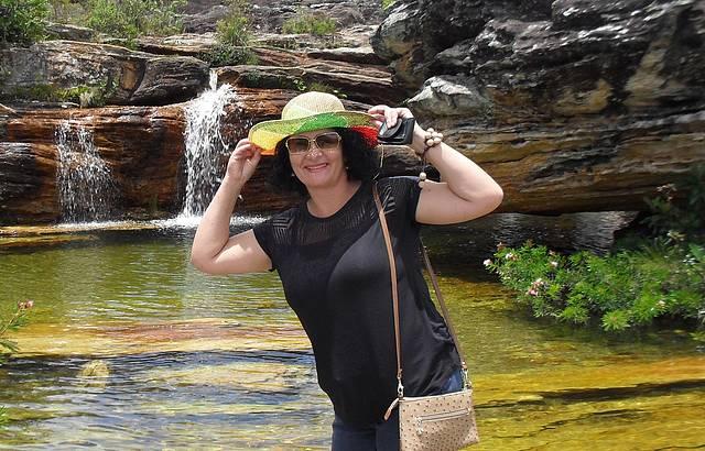 Passeio a Cachoeira Sentinela - Próximo Diamantina/MG.