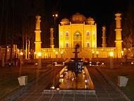 Taj Mahal - noite