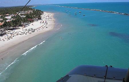 Praia do Francês - Meu paraíso visto de cima