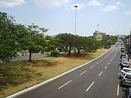 Cidade Planejada,grandes Ruas e Avenidas