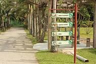 Zoo conta com diversas espécies