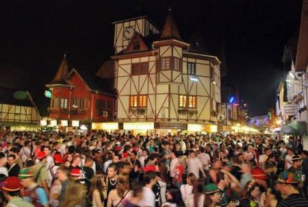 Parque Vila Germânica - Oktoberfest Blumenau