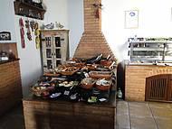 Interior do restaurante 418